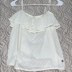 Beautiful tink too short with ruffles